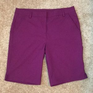 Puma Pounce Bermuda Golf Shorts 💜
